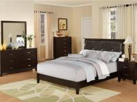six and seven piece solid wood bedroom sets $588 to
