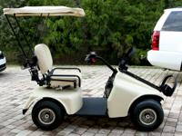 I'm selling a Solo Rider golf cart that is basically