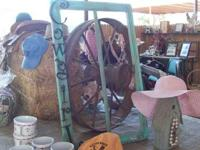 Collectibles, Antiques & New Creations at the Cowgirl