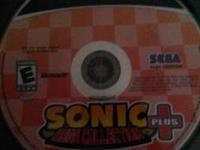 For sale is xbox game Sonic Mega Collection Plus.