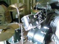 call or text to make a offer!  500 with cymbals