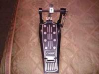 SONOR DOUBLE BASS PEDAL IN GREAT SHAPE  Location: