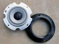 "Sony 3.15"" Midrange Speaker, 50 Watts, 8 Ohm,"