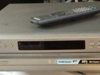 Sony DVD/cd changer. Works great.   Text or call