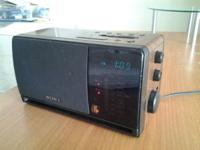 Sony Alarm Clock/radio. Please email or text or call .