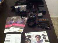 2011 Sony digital camera in a mint condition. Comes