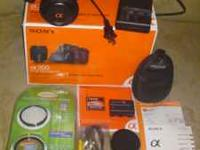 VERY Good Condition This is the standard SONY zoom lens