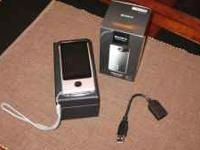 Sony Bloggie Touch for sale. Touch screen. Video and
