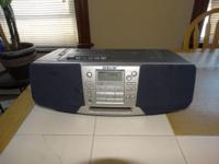 Here is Store Demo/Display Unit.-A Sony CD Radio