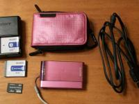 Sony cyber - shot DSC-T90, very good condition except