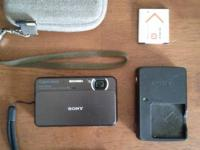 Really good electronic camera. Initially $200 Slim