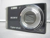 This is a Sony digital cam we are selling-- Model