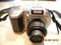 Selling a Sony Digital Mavica-MVC CD-400 camera that I
