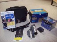 DCR-DVD101/DVD201 Sony Handycam Model DCR-DVD362290