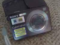 Sony Super Steady shot Camera Great condition with 2GB