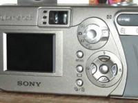 Sony DSC-P92 Cyber-shot 5MP Digital Camera w/ 3x