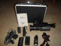 Sony DSR-PD170 For sale is a used Sony DSR-PD170. The