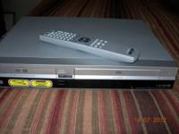 Sony DVD/VHS Player for sale ONLY $40. It's like new,