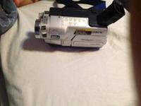 Sony helpful camera vision 550 has night vision