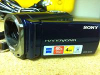 Selling a Sony Handycam for only $110 in good condition