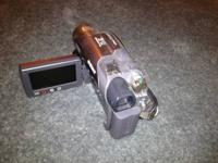 Sony mini DVD handycam