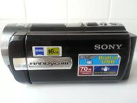 I have a lightly used Sony Handy Cam DCR-SX85 with an