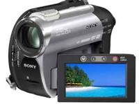 Sony DCR-DVD308 1MP DVD Handycam Camcorder with 25x