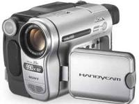I have a Sony Handycam for sale. This video camera is