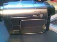 I have a Sony HandyCam for sale. I don't use it and
