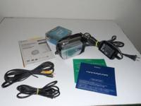 I'm selling a used SONY camcorder that is in great