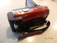 Sony HANDYCAM in perfect condition, only used about 3