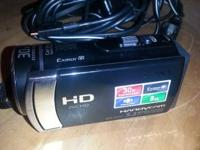 Sony handycam hd video recorder. Model number hdr-