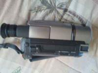 I am selling my sony camcorder. Its in great condition.