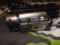 I have a Sony Handycam with night vision. It comes with