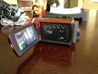 For sale is my Sony HD HANDYCAM camcorder. Camera is in
