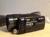 I have decided to sell my HD Video Camera and buy a
