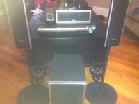 I AM SELLING A SONY DVD HOME THEATER WITH S-AIR, HDMI,