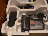 Ideal for posting pictures to Craiglist. Digital camera