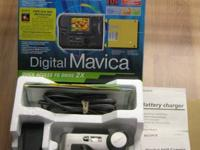 Sony Digital Mavica MVC-FD71 in original box with all