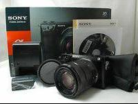Offering the following package of items:.  Sony Nex 7