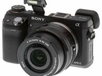 For sale almost brand brand-new Sony nex-6 mirrorless