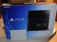 Sony Playstation 4 PS4 Launch Day Edition is up for