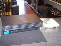 Sony. PlayStation 2. Console, with 12 games, 2