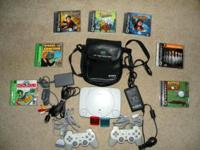 Gently used system, all items genuine Sony, very good