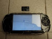 For sale in grade A mint condition is a PSP 3000 slim