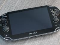 For sale, an Excellent Condition Sony Vita, with
