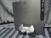 Have this awesome Sony PS3 system for sale--320GB of