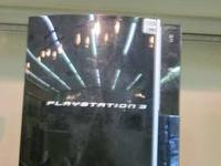 Up for sale is a Playstation 3 80GB system. This system