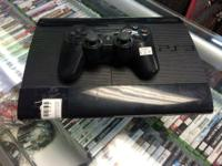 sony ps3 super slim 250g complete bundle   If you have