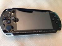 Sony PSP-1001 Portable Video Game System Bundle  with 6